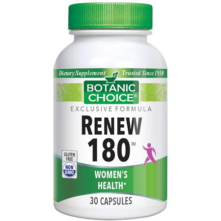 Botanic Choice Renew 180 - 30.0 ea