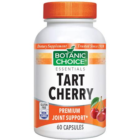 Botanic Choice Tart Cherry Dietary Supplement Capsules - 60.0 Each