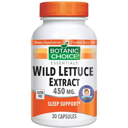 Botanic Choice Wild Lettuce Extract - 30.0 ea