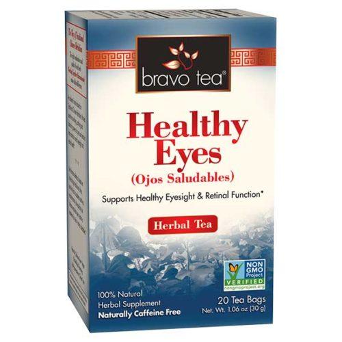 Bravo Tea 689511 Healthy Eyes Tea - 20 Bag