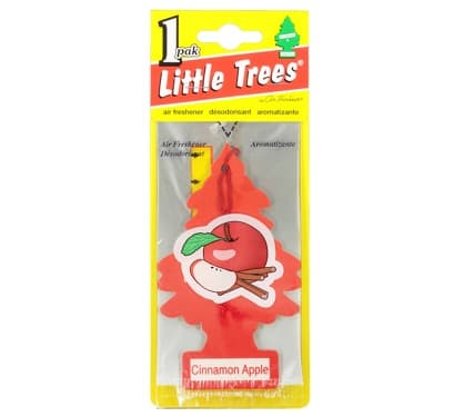 C15-U1P10338 Cinnamon Apple Little Air Freshener