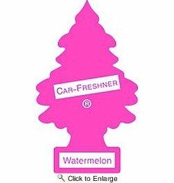 C15-U3S32020 Watermelon Little Air Freshener, Pack of 3