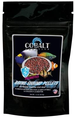 CB00249 Brine Shrimp Pellets, 1.5 Oz.