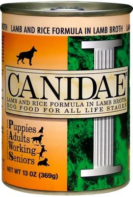 CD01224 Canidae Lamb-Rice In Lamb Broth