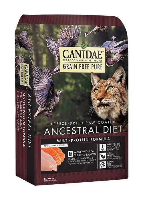 CD03753 5 lbs Canidae Ancestral Multi Protein Cat Food