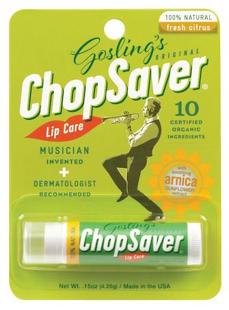 CHPR Original Chop Saver Lip Balm on Blister Card All Natural