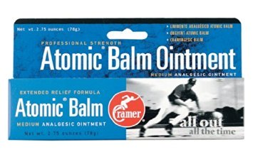 CRM122 2.75 oz Atomic Balm Analgesic Ointment