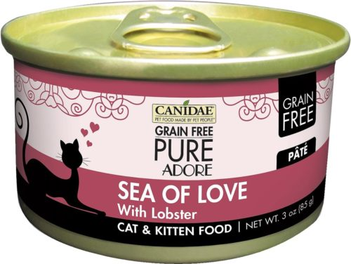 Canidae CD10124 Grain-Free Sea of Love with Lobster Canned Cat Food
