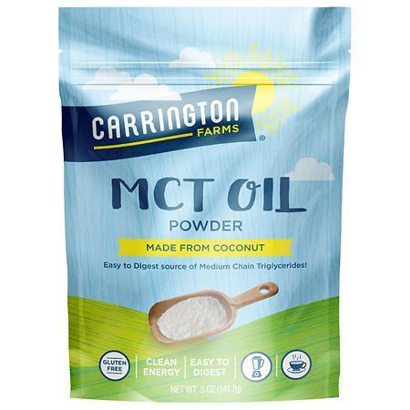 Carrington Farms MCT Powder - 5.0 oz