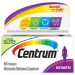 Centrum Women Complete Multivitamin & Multimineral Supplement Tablet - 65.0 ea