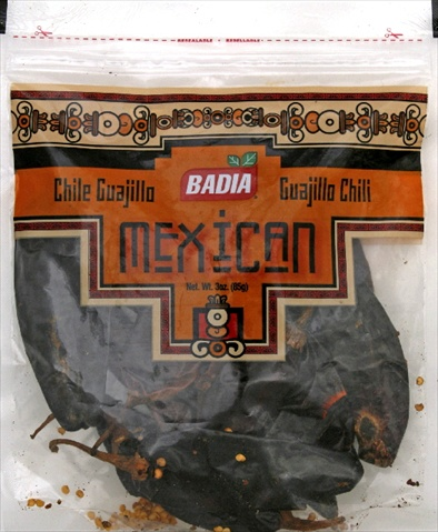 Chili Pods Guajillo -Pack of 12
