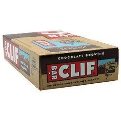 Clif Bar Chocolate Brownie 12 ct - CLIFCFBR0012BRWN
