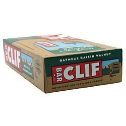 Clif Bar Oatmeal Raisin Walnut 12 ct - CLIFCLBR0012GINGR