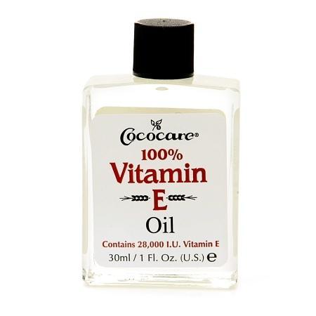 Cococare 100% Vitamin E Oil - 1.0 fl oz