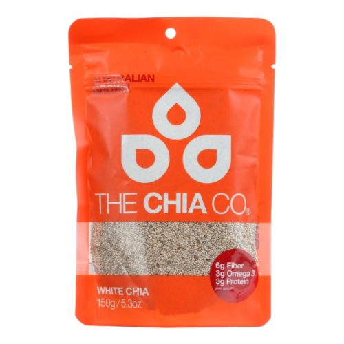 Company 1159854 Chia Seed White Pouch, 5.3 oz