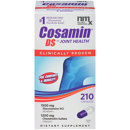 Cosamin DS Joint Health Supplement Capsules - 210.0 ea