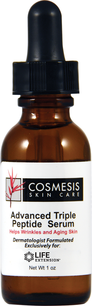 Cosmesis Advanced Triple Peptide Serum, 1 oz