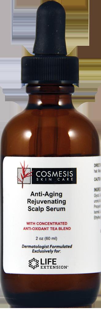 Cosmesis Anti-Aging Rejuvenating Scalp Serum, 2 oz