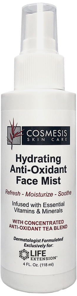 Cosmesis Anti-Oxidant Facial Mist Hydrator, 2 fl oz
