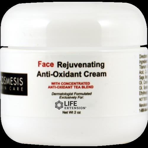 Cosmesis Face Rejuvenating Anti-Oxidant Cream, 2 oz