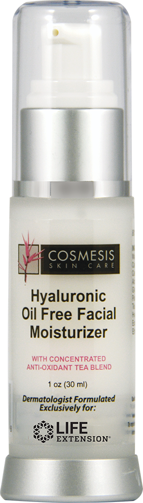 Cosmesis Hyaluronic Facial Moisturizer, 1 oz