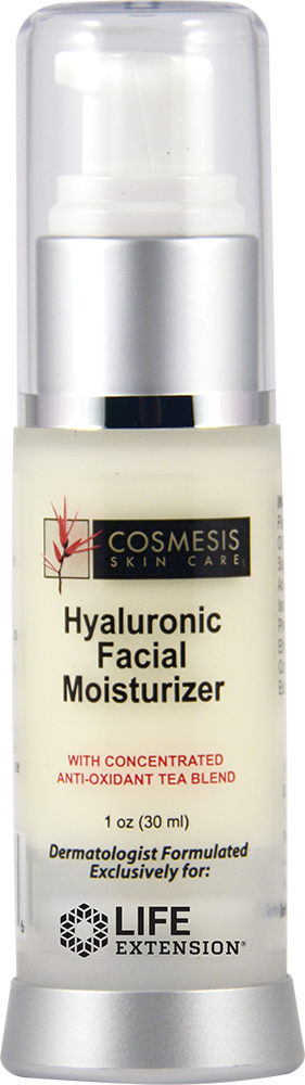 Cosmesis Hyaluronic Oil Free Facial Moisturizer, 1 oz