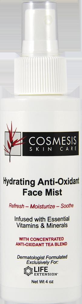 Cosmesis Hydrating Anti-Oxidant Face Mist, 4 fl oz