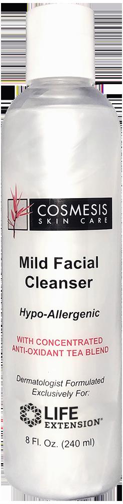 Cosmesis Mild Facial Cleanser, 8 fl oz