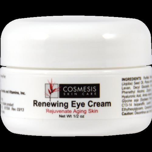 Cosmesis Renewing Eye Cream, 0.5 oz