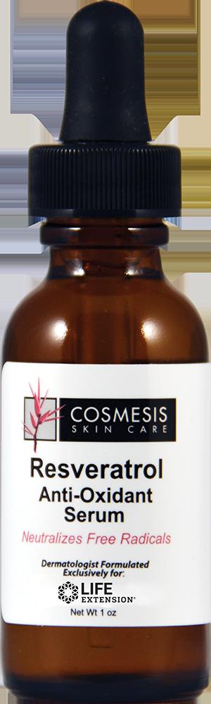 Cosmesis Resveratrol Anti-Oxidant Serum, 1 fl oz