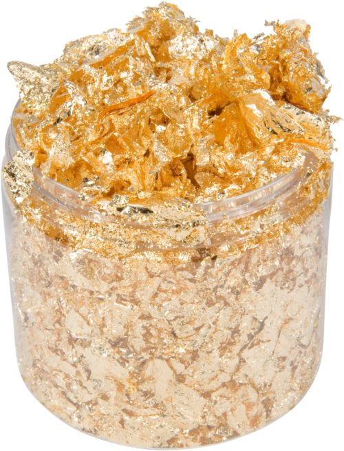 Creative Expressions CSGF-GOLD Golden Jewel Gilding Flakes, 200ml