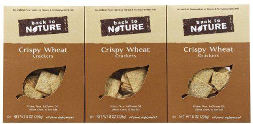 Crispy Wheats Cracke Roasted (Pack of 6)