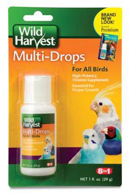 D13123 Bird Multi Drops