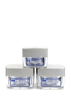 DEADSEA-25 Anti-Wrinkle Eye Cream, Anti Wrinkle Moisture Cream & Anti-Aging Facial Scrub Cream
