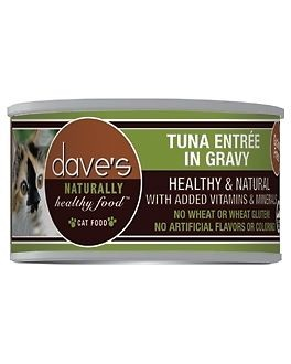 DP11330 3 oz Natural Healthy Tuna Entree Cat Food