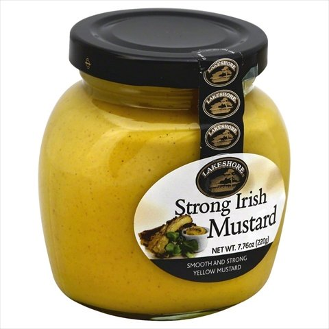 DRSNG STRONG IRISH MUSTRD-7.76 OZ -Pack of 6