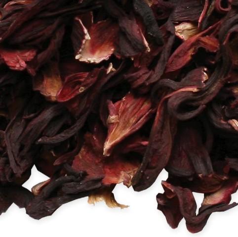 Davidson Organic Tea 6384 Bulk Herb Hibiscus Flowers Tea