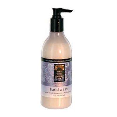 Dead Sea Mineral Restorative Hand Wash Lavender - 12 Fl Oz