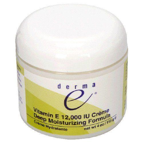 Derma E 87873 Vitamin E Creme 12000 Iu