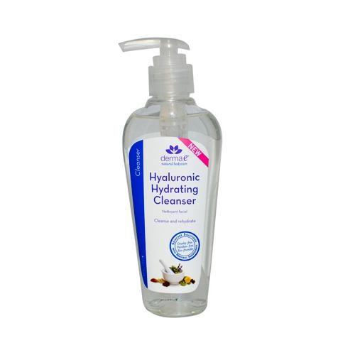 Derma E HG0562033 6 fl oz Hyaluronic Hydrating Cleanser