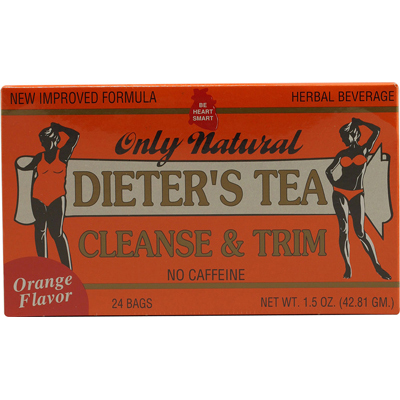 Dieter'S Tea Cleanse And Trim Orange - 24 Tea Bags