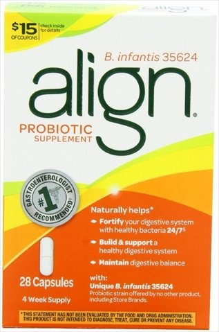 Digestive Care Probiotic Supplement, 28 Count