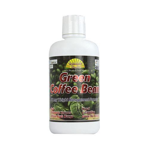 Dynamic Health 1196377 Green Coffee Bean Extract Juice Blend, 800 mg - 30 fl oz