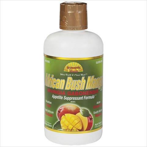 Dynamic Health African Bush Mango Juice Blend - 32 Fl Oz