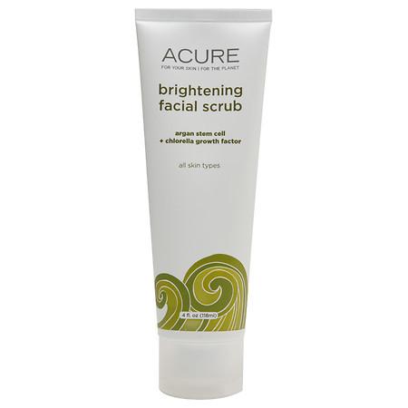 ECV1848605 1 x 4 fl Brightening Facial Scrub