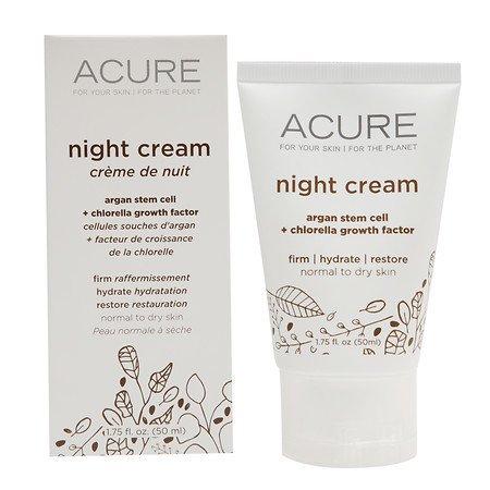 ECV1848886 1 x 1.75 fz Organics Night Cream