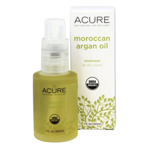 ECV1874791 1 x 1 fz Organics Moroccan Argan Oil