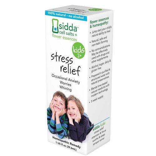 ECW1556976 1 fl oz Essences Stress Relief Kids, Age Two Plus