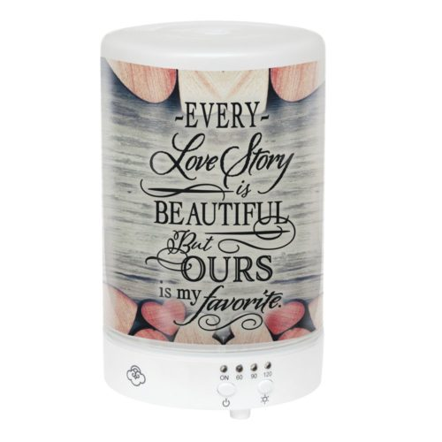 EDF19 Every Love Story is Beautiful - Essential Oil Diffuser