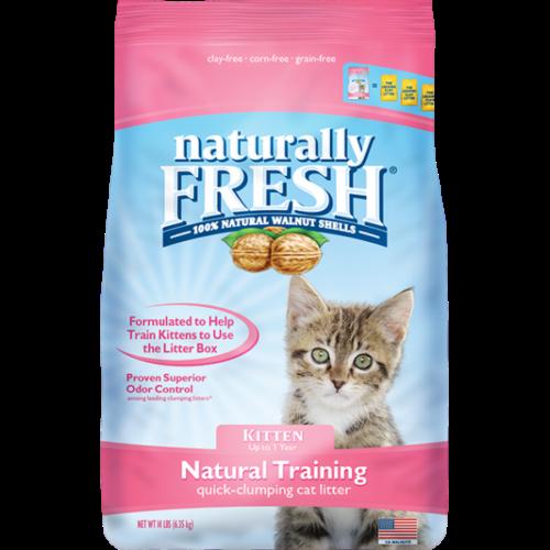 ES22007 14 lbs Naturally Fresh Kitten Training Cat Litter